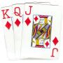 Kartenspiele - © Elvenfunk by wikimedia