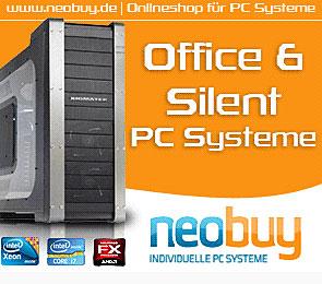 Ein Silent Gaming PC ist ein erfüllbarer Traum. Im Spezialshop kaufen Sie günstig.