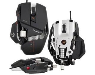 Seine Gaming Mouse hat der Gamer stundenlang in der Hand. Deshalb ist es wichtig, dass sie ergonomisch genau passt!
