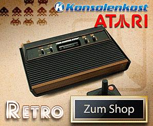 Konsolenspiele von Retro bis heute hier günstig bestellen!
