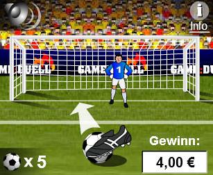 Fußball online spielen macht Spaß!